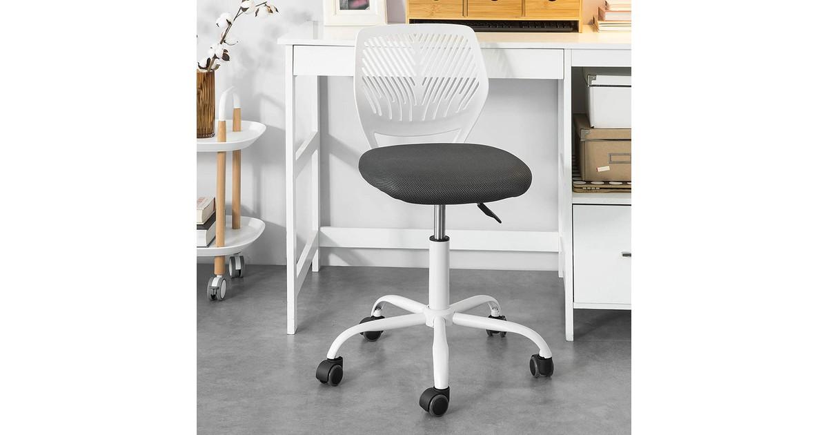 Simpletrade Bureaustoel - Ergonomische bureaustoel - Voor kinderen - In hoogte verstelbaar - Grijs