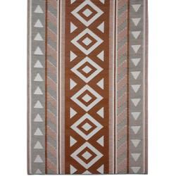 Mica Decorations vloerkleed rood maat in cm: 180 x 120