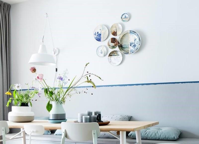 5 Möglichkeiten um deine Wand originell zu gestalten
