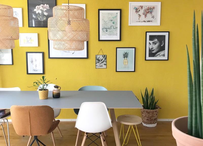 Dit kan een nieuwe kleur op de muur voor je interieur doen