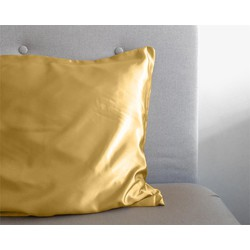 Beauty Skin Care Kussensloop Gold - 60 x 70