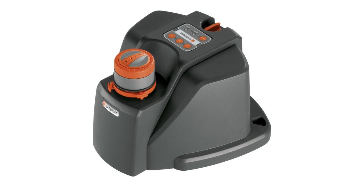 Comfort Mobiele multi-instelbare sproeier AquaContour automatic