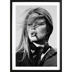 Brigitte Bardot (29,7x42cm)